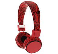 EP058 Fiore modello pieghevole cuffie on-ear con microfono