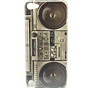 Patrón Radio caso duro para el iPod touch5