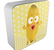 Ounuo 8000mAh Universal Cartoon Mango Monstermuster bewegliche Energienbank externe Batterie (5V 2A max, 20 cm)