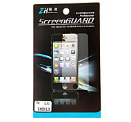 Transparent Screen Guard for LG E400/L3