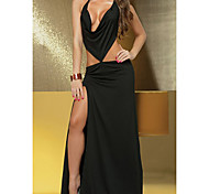 Sexy Girl Backless Nightclub Party Uniform (For Size M)