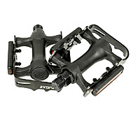 FJQXZ Aluminum+Nylon Black Pedal With Anti-slip Nails