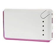 PYD 16800mAh External Battery for Mobile Device Purple