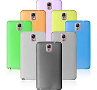 Ultra-thin Frosted Silicone Soft Case for Samsung Galaxy Note 3(Assorted Color)
