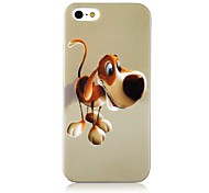 Cartoon-Hund-Muster-Silikon Soft Case für iPhone 4/4S
