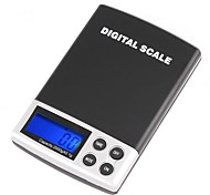 2000g/0.1g LCD Display Digtal Held-Skala