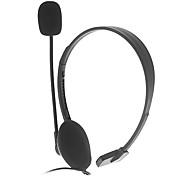 Cuffie con microfono per PS4 (nero)
