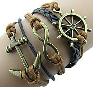 le bracelet d'ancrage de la mode miss