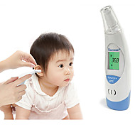 Digital 32.0 - 42.0 Degree Infrared Led Display Ears Thermometer Household Thermometer