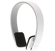 casque 3,5 mm Bluetooth v3.0 + EDR sur l'oreille contrôle du volume de sport stereohi-fi pour l'iphone / android (blanc)