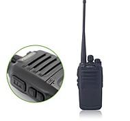 2014 Nuevo descuento o más barato UHF radio de dos vías