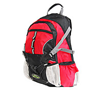 FJQXZ Waterproof and High Elastic Fabrics Red Cycling Backpack