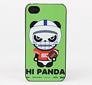 Panda Style Protective Back Case for iPhone 4/4S