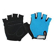 Activity/ Sports Gloves Cycling/Bike Men's / Unisex Fingerless Gloves Spring / Summer / Autumn/Fall Blue M / XL / L-FJQXZ