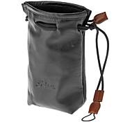 Овцы сумка-LA-BK Мини сумка для камеры (черный)