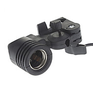 US Standard Lamp-Socket (Black)