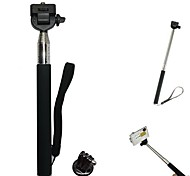 07-1 Aluminum Alloy Monopod w/ Tripod Mount Adapter for GoPro 3+ / Digital Camera /Cellphone
