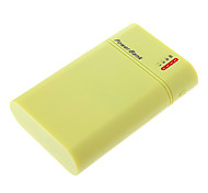 SPB-8400-YL 8400mAh External Battery for Mobile Device Yellow