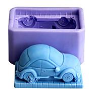 Fondant de silicone em forma de carro Bolo Mold