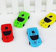 Cool Sports Car Design Eraser(2 PCS)