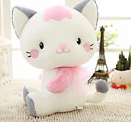 18cm Pink Cat Shaped Plush Doll