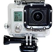 Accessori GoPro custodia protettiva / Sacchetti / Montatura impermeabile Impermeabile, Per-Action cam,Gopro Hero 3 Universali
