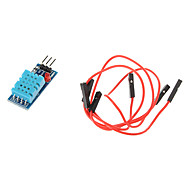 DHT11 Temperature and Humidity Sensor Module for (For Arduino) UNO MEGA 2560 AVR PIC