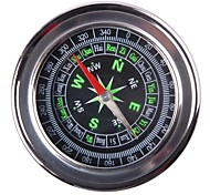 Compasses Navigation Alloy Silver Chinese Feng Shui