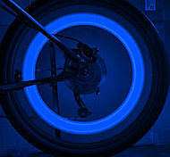 Bike Light , Wheel Lights / Bike Lights - 4 or more Mode Lumens Cell Batteries Battery Cycling/Bike Blue Bike Others
