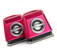 051 Mini Bass Shine draagbare hifi-luidspreker box voor laptop / PC