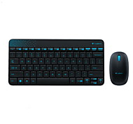 Logitech MK240-2.4G 1000dpi Optical Mouse + Keyboard
