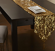 Lantejoulas de ouro de Mesa com Tassel
