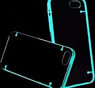maylilandtm fluoreszierenden Effekt nach dem Anzünden transparente Rückseite für das iPhone 5 / 5s (Farbe sortiert)