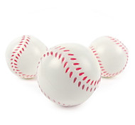 Solid Foam Elastic Baseball