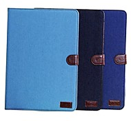 Cowboy Cloth Lines Full Body Leather Case with Card Slot  for Samsung Tab Pro 10.1 T520
