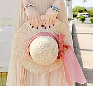Women Cotton Bucket Hat , Casual All Seasons