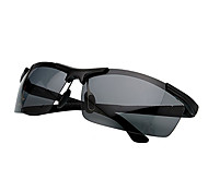 SEASONS 7 Color Men's Hipster Polarized Lenses Sunglasses(Random Color)