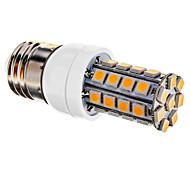 Lampadine a pannocchia 36 SMD 5050 T 5 W Intensità regolabile 480 LM Bianco caldo AC 220-240 V