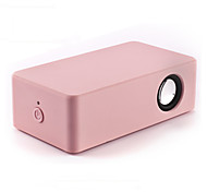 Universal Portable Wireless Interaction Amplifying Pink Speaker for iPhone and Others