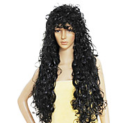 Long Synthetic Curly Hair Wig Multiple Colors Available