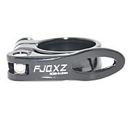 Сиденье FJQXZ Алюминиевый сплав Черный велосипедов Сообщение зажим