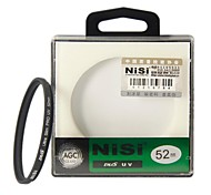 NISI 52mm PRO UV Ultra Violet professional lens Filter Protector for Nikon Canon Sony Pentax Olympus Cameras