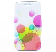Kinston Fruit Of The Ball Pattern PU Leather  Full Body Case for Samsung S5 I9600