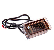 Digital Voltmeter   Led Auto Car Motorcycle Voltage Meter