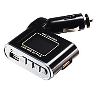 Foldable HD Petite Car Mp3 Player FM Modulator