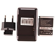 USB/AC Battery Charging Cradle + 1440mAh Battery + EU Adapter for Samsung i900