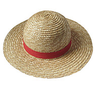 One Piece Monkey·D·Luffy Cosplay Straw Hat