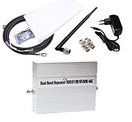 Home use GSM900 3G 2100mhz mobile signal booster