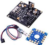 KK V5.5 Multi Flight Controller consiglio w/V2.1 Modulo Programma per Multicopter