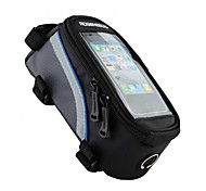 Bike Bags Touch Screen Phone for all phone such as Iphone 4/5/6 Cycling Waterproof Bicycle  Touch Screen Mobile Phone Bag